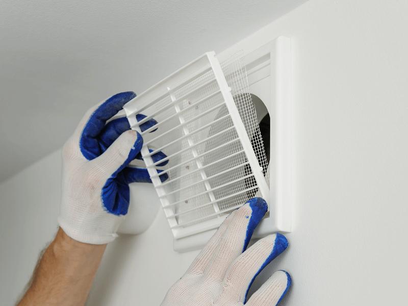 Проблемы с вентиляцией и их решение
