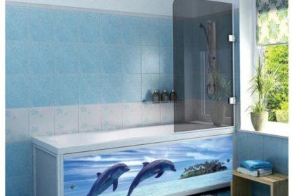 Экран под ванну Леруа Мерлен
