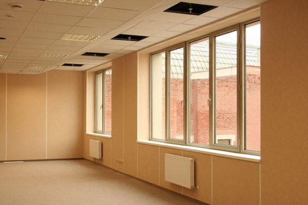 Виниловые панели для внутренней отделки помещений