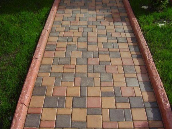 Почему стоит выбрать тротуарную плитку