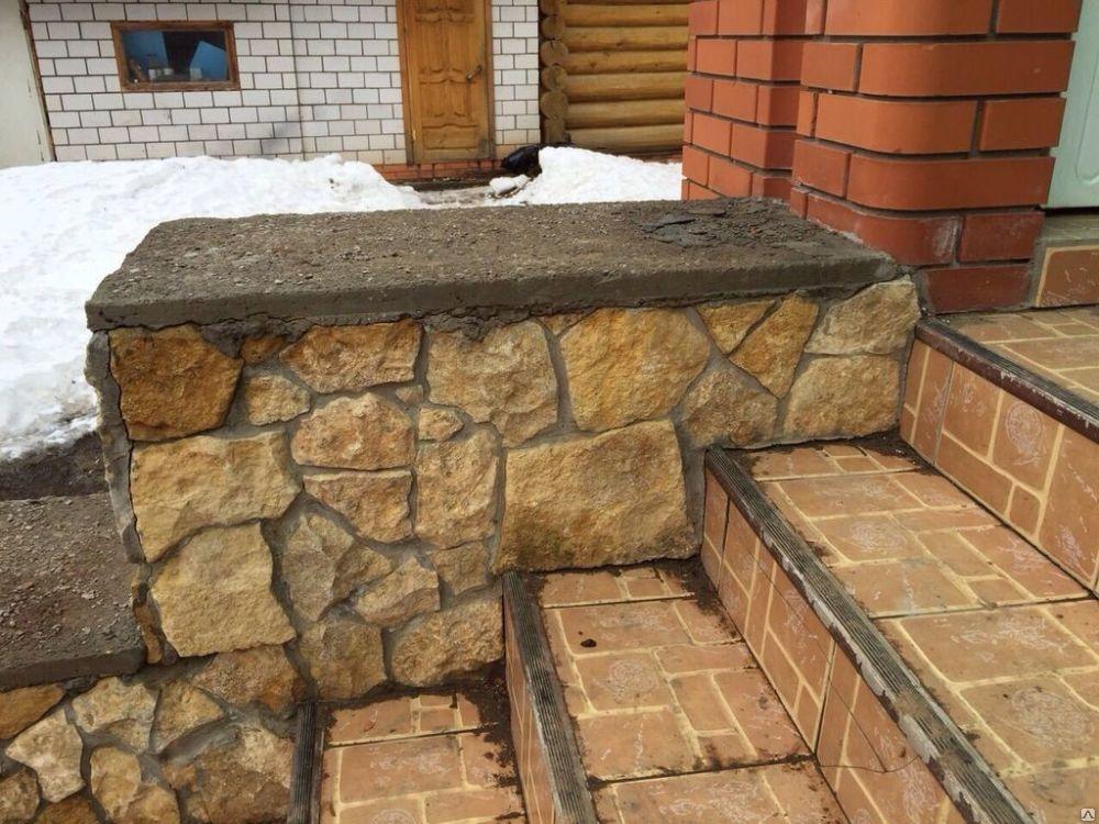 плотность бутового камня