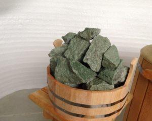 Камень жадеит для бани