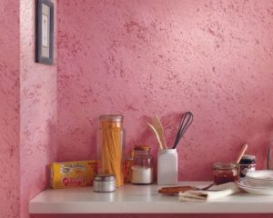 фактурная краска в Леруа