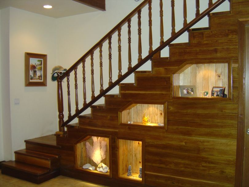 Деревянные балясины - фото красивых и оригинальных балясин для современных интерьеров!