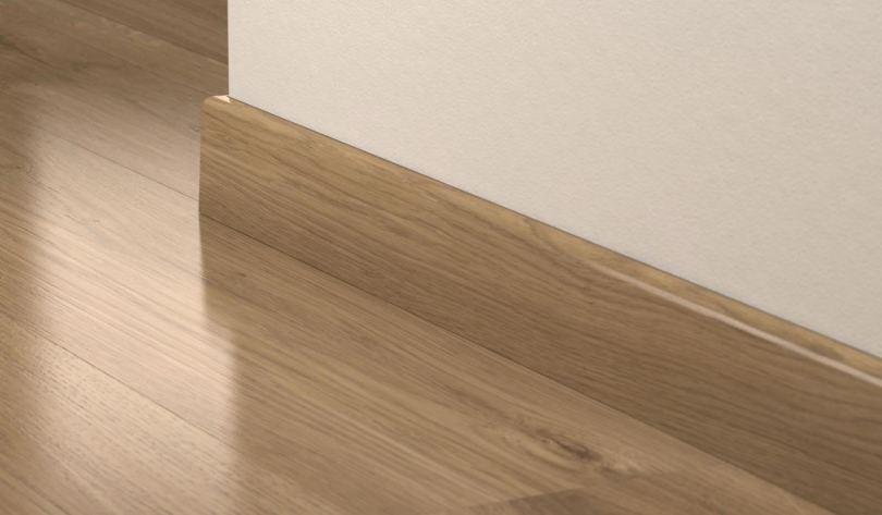 Деревянный плинтус - самые шикарные варианты современных плинтусов для любого интерьера!