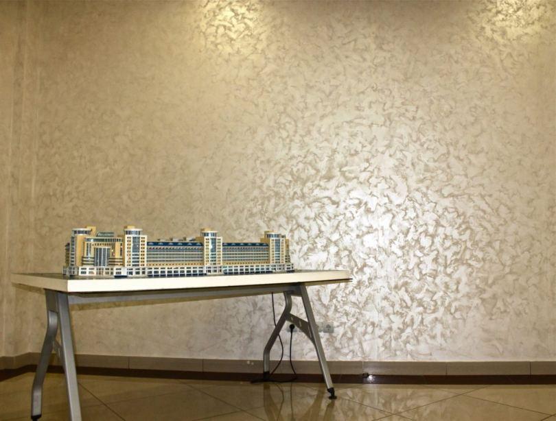 Фактурная штукатурка - виды фактурной штукатурки и технологии нанесения в фото обзоре