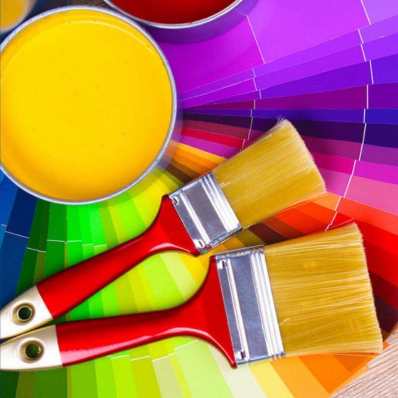 Колеровка краски - технологии колеровки и советы по достижению желаемого оттенка для новичков!