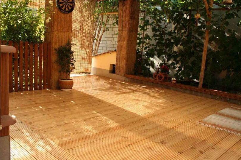 Лиственница - главные плюсы материала и красивые фото интерьеров с использованием лиственницы!
