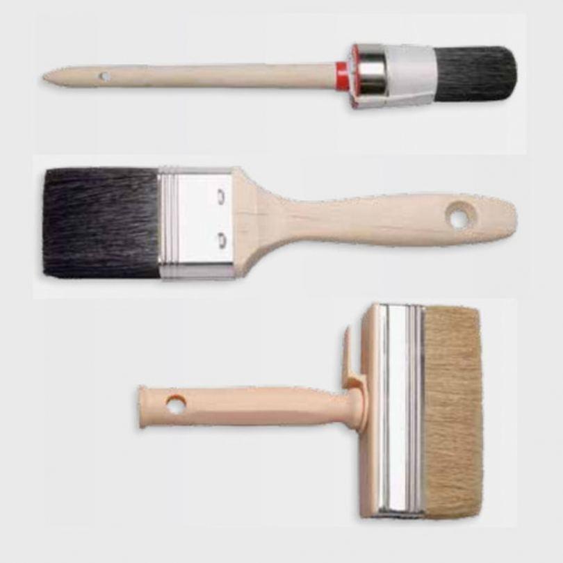 Малярный инструмент - виды и классификации инструментов для различных целей на фото!