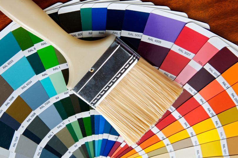Расход краски - системы подсчетов расхода и у какой краски расход меньше