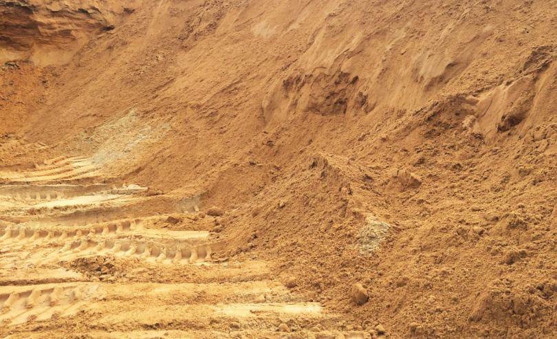 Строительный песок - обзор технических характеристик и всех видов