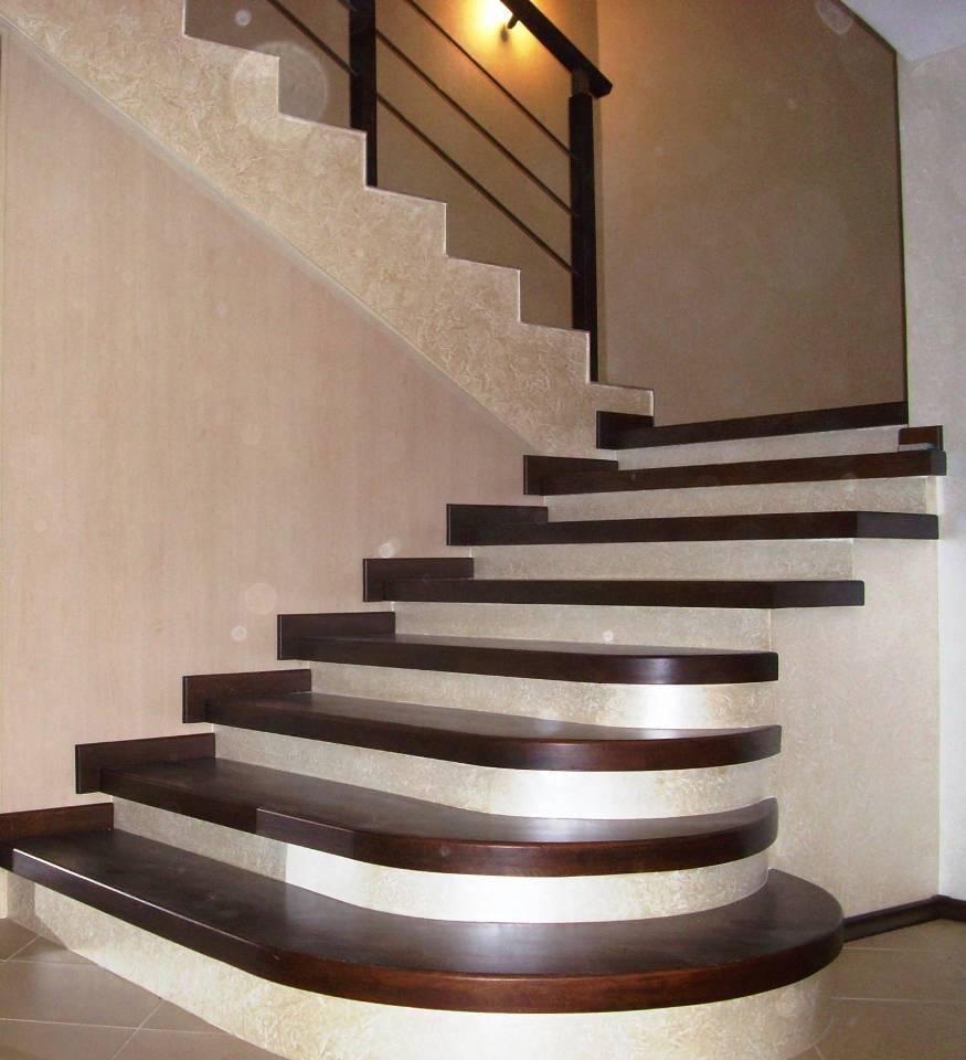 Ступени для лестниц - какой материал выбрать для изготовления ступеней и лучшие идеи как сделать своими руками!