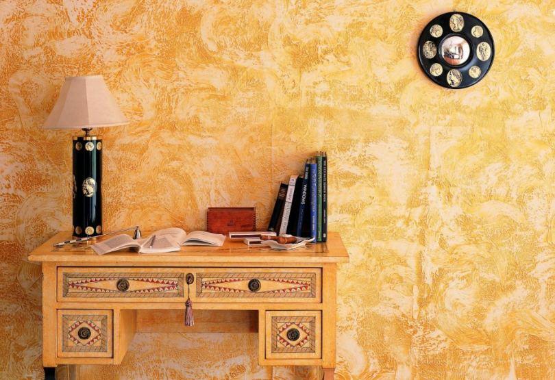 Венецианская штукатурка - самые разнообразные варианты дизайна и хитрости для проведения работ (105 фото)