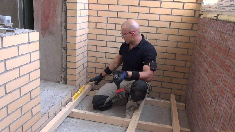 Утеплить балкон своими руками - лучшие варианты утепления и инструкция для пошагового проведения работ