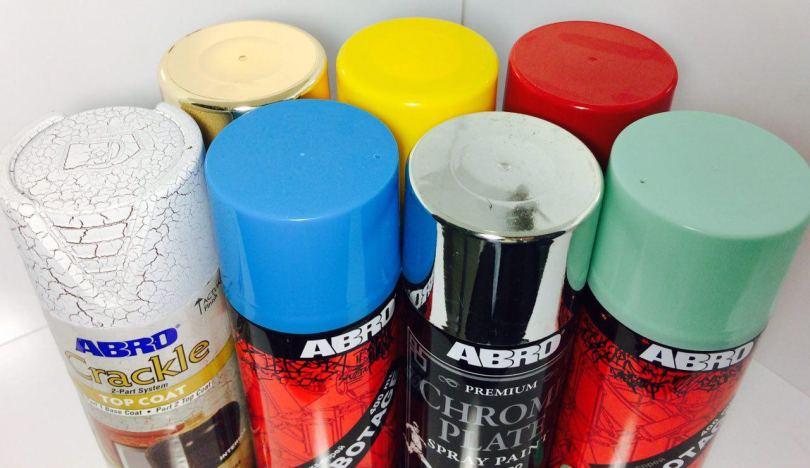 Аэрозольная краска - виды, советы по выбору, свойства и особенности современных красок (110 фото)