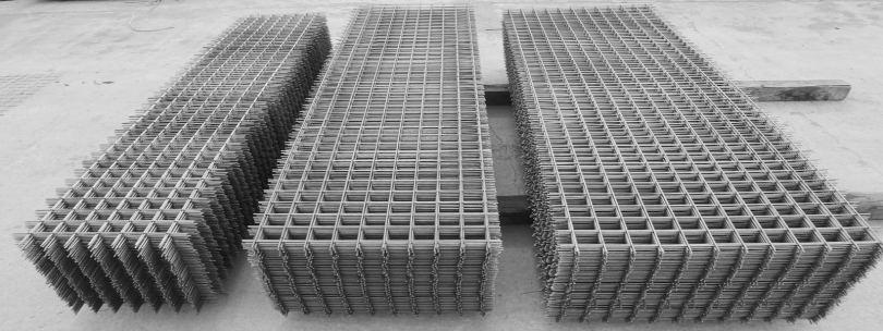 Арматурная сетка: основные характеристики, расчет основных параметров и варианты применения (80 фото)