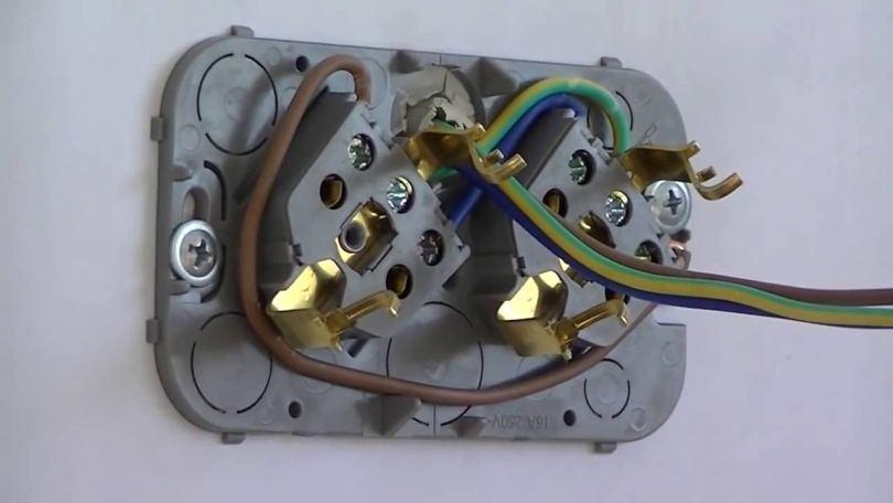 Двойная розетка - виды, установка и правила подключения. Советы по выбору схемы подключения (85 фото)