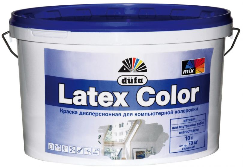 Фасадная краска - современные виды, советы по выбору, особенности применения и лучшие сочетания красок (105 фото)
