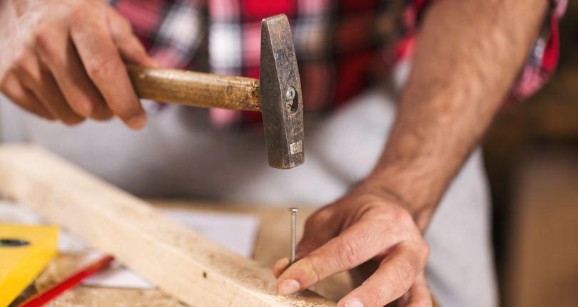 Гвозди - классификация, характеристики, особенности выбора и варианты применения крепежа