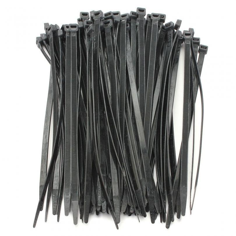 Кабельные стяжки - виды, типы, характеристики и рекомендации по выбору современных пластиковых стяжек