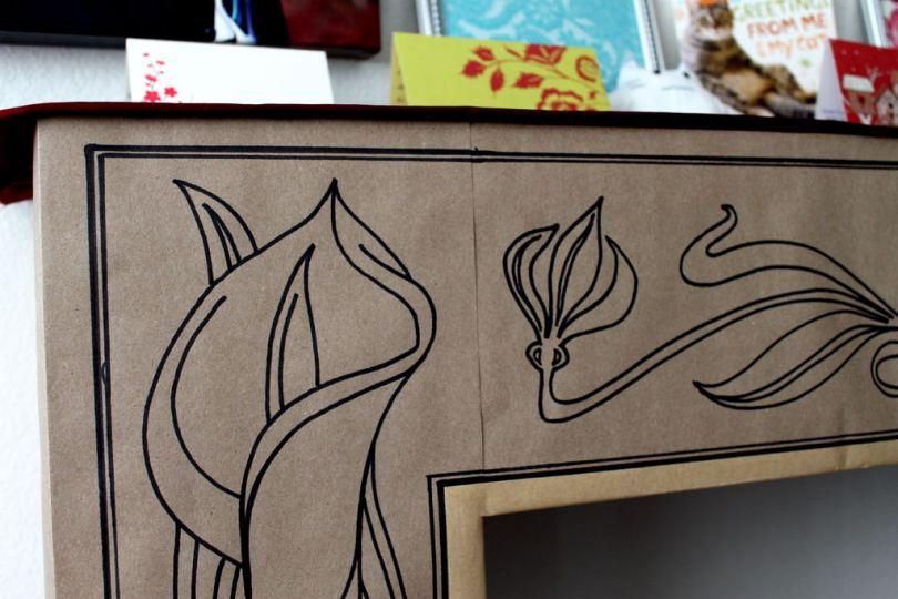 Камин из картона своими руками - лучшие идеи дизайна и конструкции самодельных каминов на фото!
