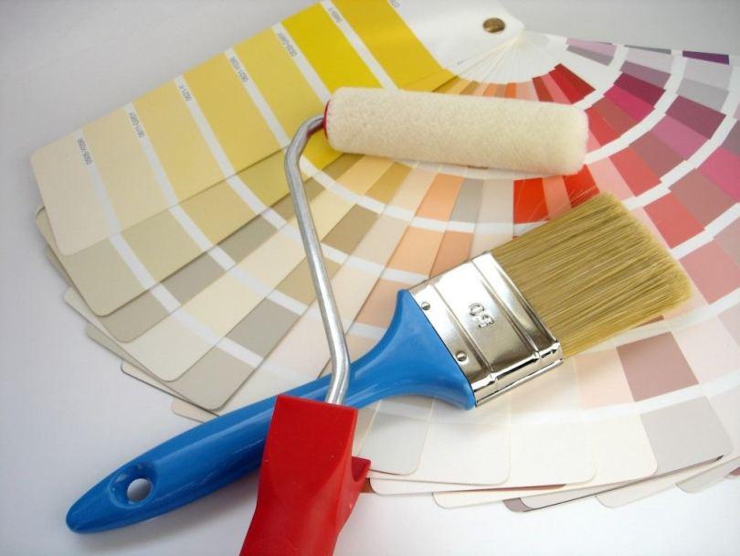 Клеевая краска - виды, характеристики, составы, принципы применения и особенности нанесения (80 фото)