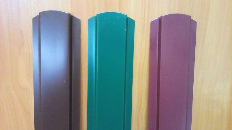 Металлический штакетник: советы по выбору, установке и 110 фото лучших вариантов размещения