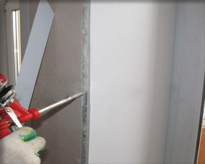 Откосы своими руками - узнайте как устанавливать откосы своими руками и какие технологии монтажа лучше использовать!