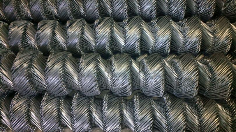 Оцинкованная сетка: выбор материала и советы по применению оцинкованной сетки (85 фото)