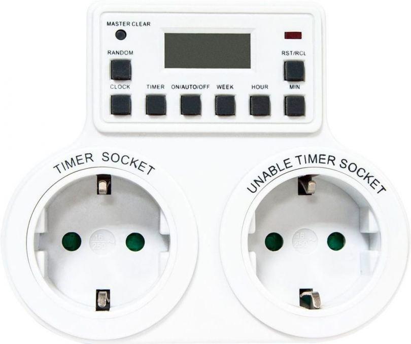Розетка с таймером - характеристики, разновидности, настройка, оптимальные варианты подключения и установка умных розеток (115 фото)