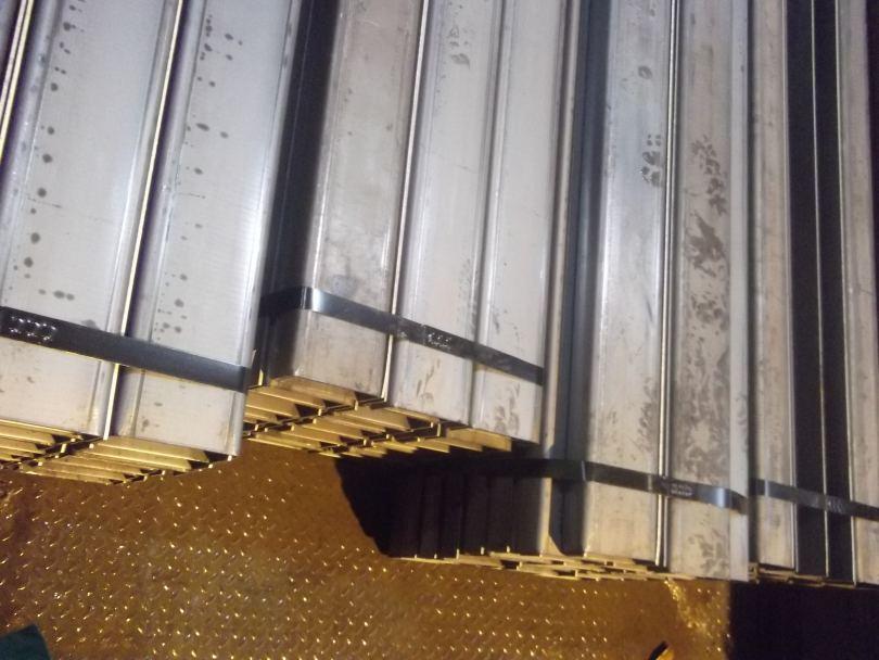 Швеллер - стандарты, размеры, сортамент и особенности применения металлопроката в строительстве