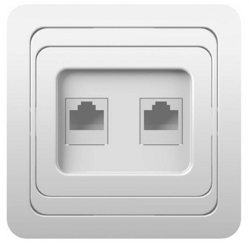 Телефонная розетка - основные виды, правильное подключение, установка и маркировка розеток