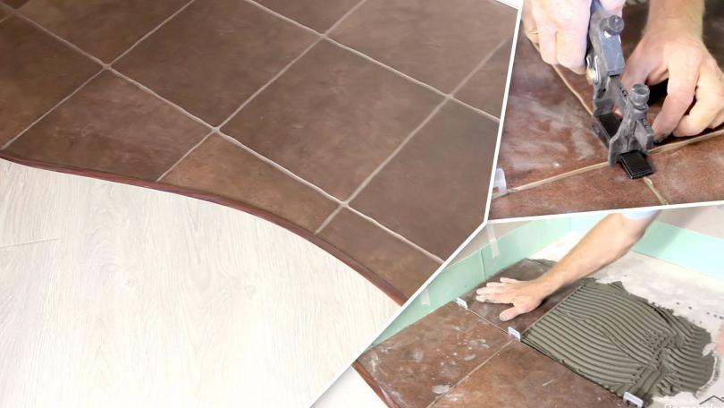 Укладка плитки своими руками - красивые и необычные методы кладки, советы от экспертов и многое другое в обзоре!
