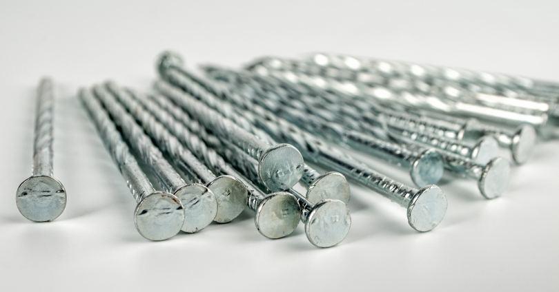Винтовые гвозди - особенности изготовления и применения винтовых моделей гвоздей (видео и 105 фото)