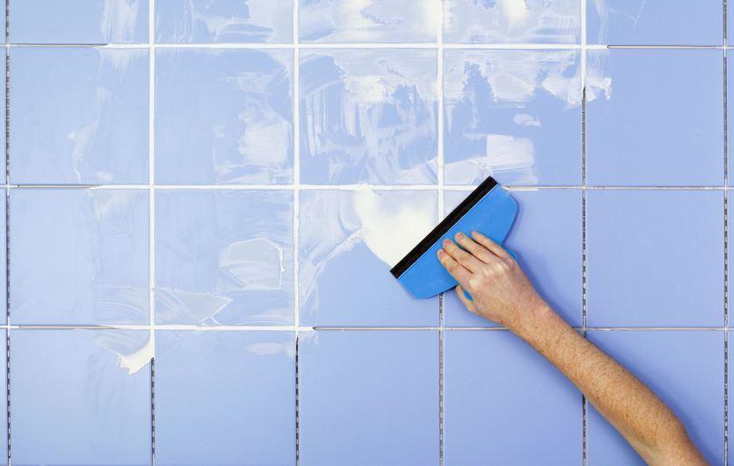 Затирка для плитки - виды и особенности плиточной затирки под разные требования!