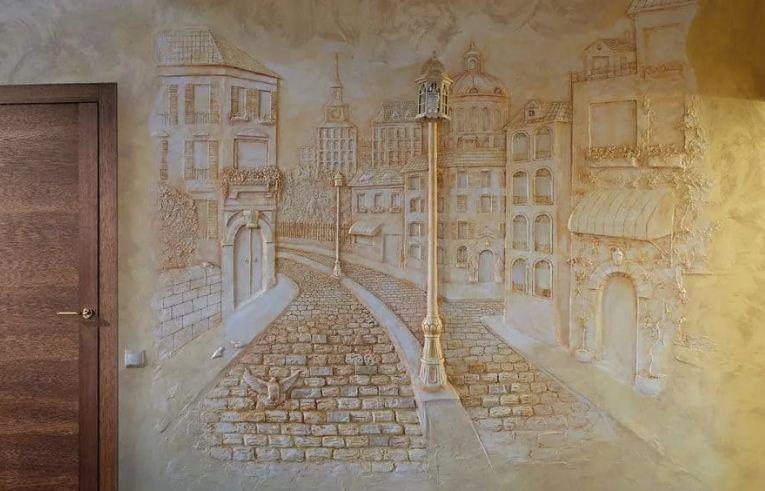 Гипсовая лепнина — ваш дом становится дворцом