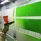 Порошковая краска для металлических поверхностей