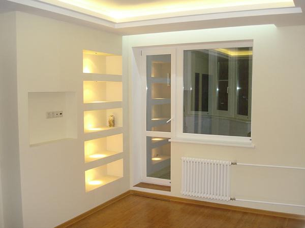Как происходит начало ремонта в квартире?
