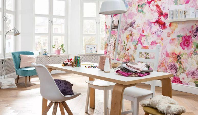 Бумажные обои – украшение квартиры, текстильные обои - изысканный стиль вашего дома. Рекомендации по выбору обоев