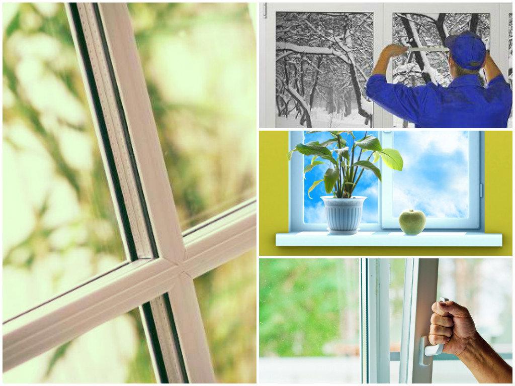 В чём преимущества пластиковых окон?