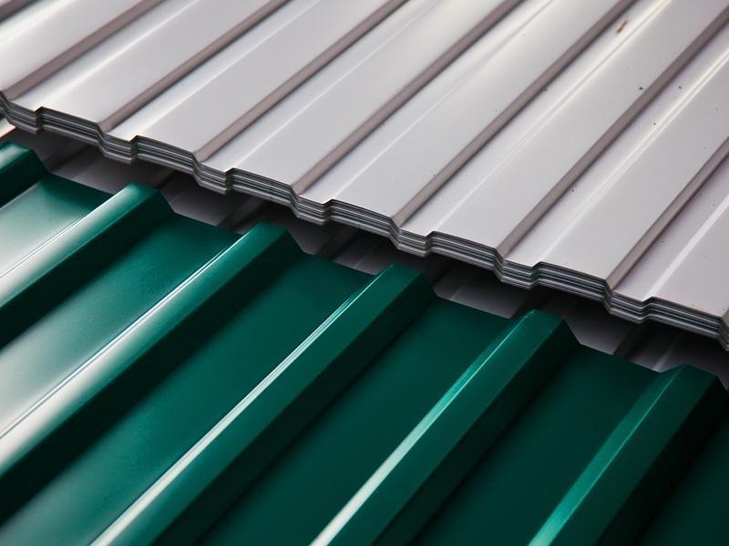 Профнастил – профилированные стальные листы