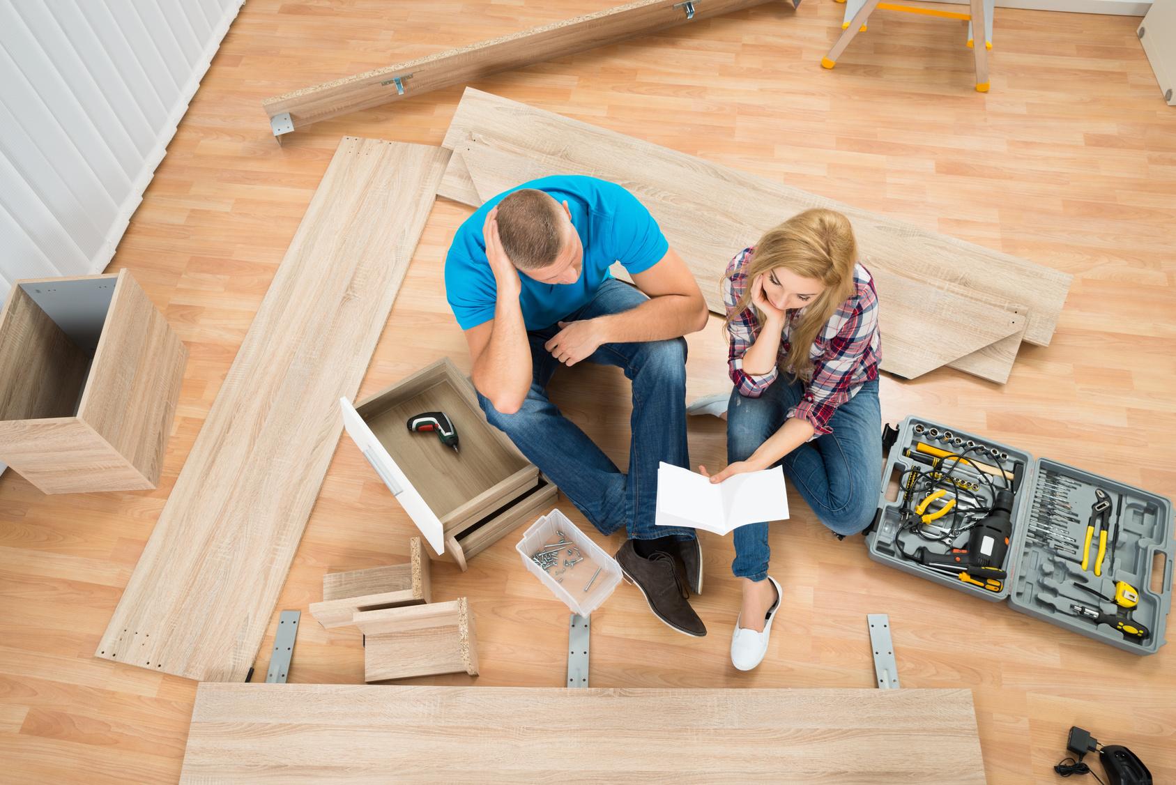 7 полезных советов при заказе корпусной мебели