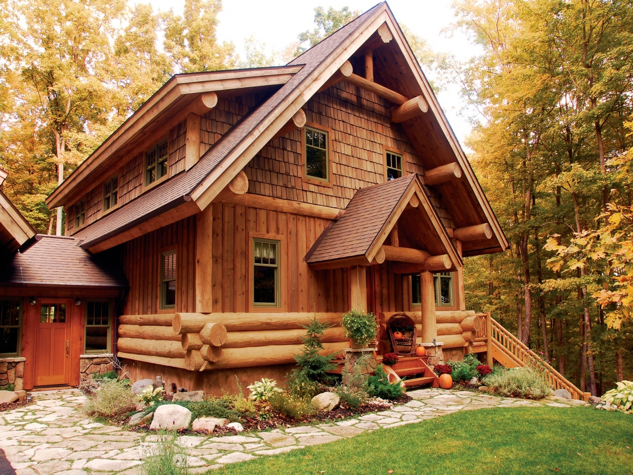 Строительство деревянных домов: особенности и нюансы