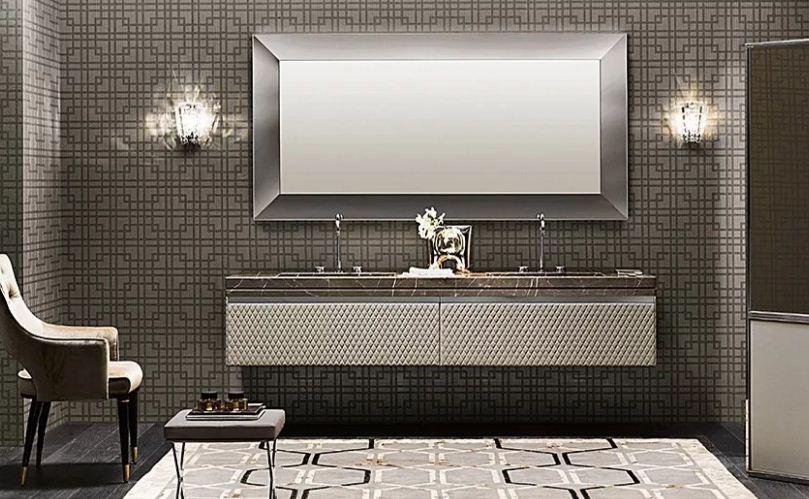 Итальянская мебель для ванной и сантехника — отличный выбор