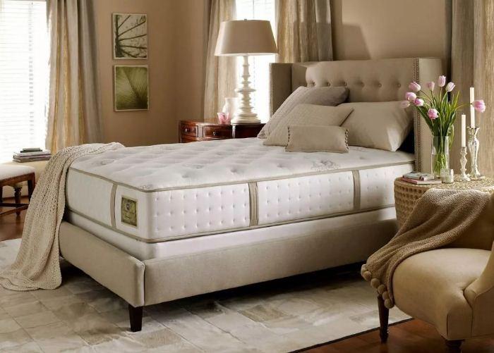 Выбираем правильно двуспальную кровать