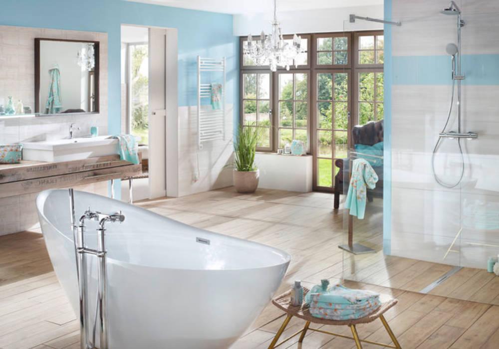 Какой полотенцесушитель выбрать для ванной комнаты